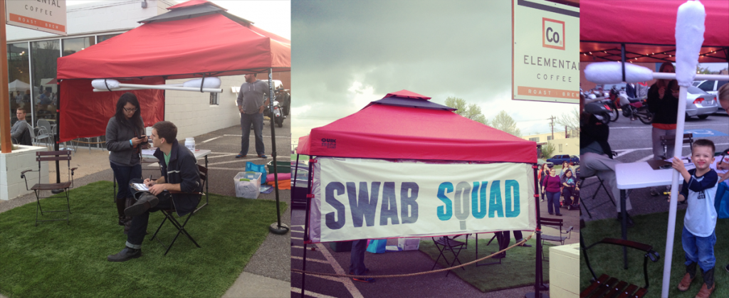 Swab Squad FB Event Photo